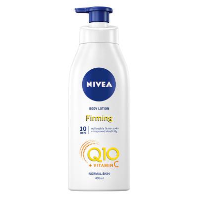 NIVEA 妮维雅 Q10美体紧肤乳液400ml 身体润肤乳