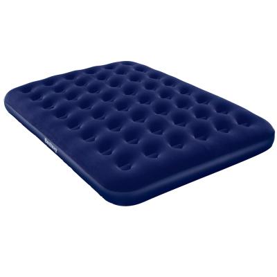 Bestway折叠懒人床充气床垫双人加大气垫床户外休闲午休床午睡床67004
