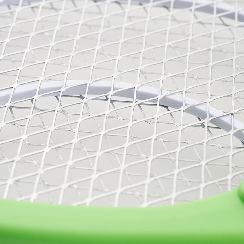 别颖美美电蚊拍充电式静音多功能苍蝇拍灭蚊拍家用电文拍驱蚊