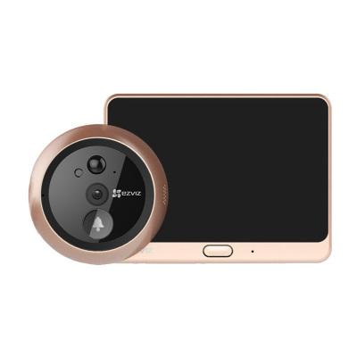 海康威视-萤石DP2C超清200万智能电子猫眼/可视门铃(128G) 防盗家用 监控摄像头 双向对讲