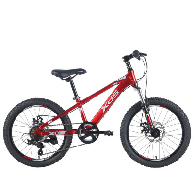 喜德盛(xds)中国风儿童自行车8-10-12-14男女孩20寸7变速双碟刹铝合金青少年单车学生车山地车