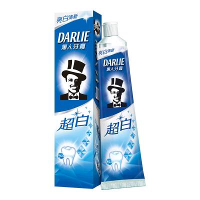 黑人(DARLIE)超白 牙膏 140g
