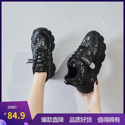 达芙妮2021年新款老爹鞋202003568