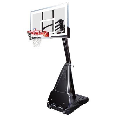 斯伯丁SPALDING篮球板便携式篮板Ultimate hybrid71564CN矩形铁框亚克力板