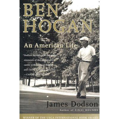 BEN HOGAN(ISBN=9780767908634) 英文原版