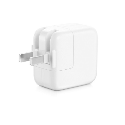 Apple 12W USB 电源适配充电器iPhone/iPad/iPod适用