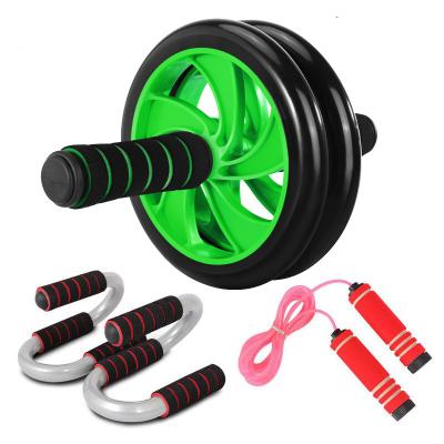 多德士健腹轮S型俯卧撑支架跳绳锻炼腹肌健身器材家用男女健身套装