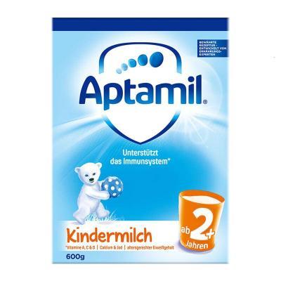 Aptamil 爱他美 原装进口 德国爱他美 婴幼儿奶粉 保税仓发 2+段(24个月+)600g *1盒